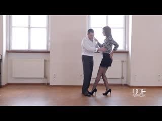 Aylin diamond-hot feet dancing leggy romanian foot job