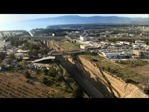 Robbie Maddison jumps Corinth Canal - Official Video