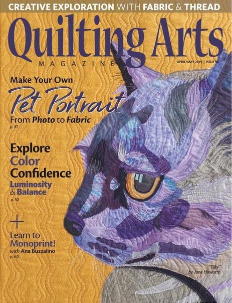 2019-03-01 Quilting Arts