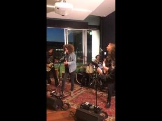 Andrew Stockdale - Joker & The Thief (Live  Triple M Sydney)