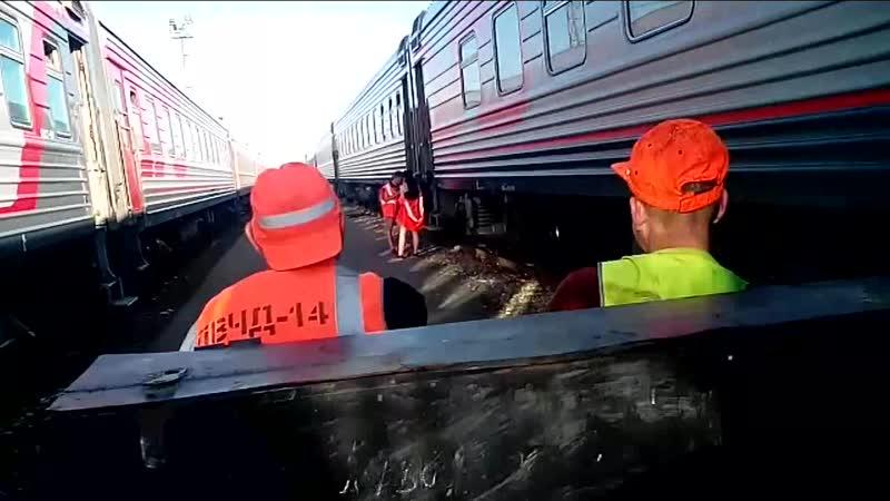 Особенности железнодорожного джиппинга в Анапе