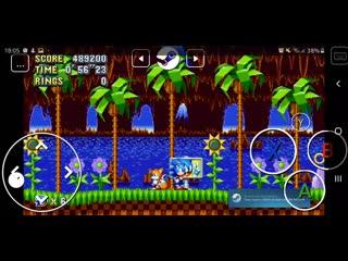 Sonic Mania Mobile