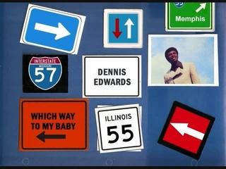 "Celebrate Motown 60!  ""Dennis Edwards  Which Way To My Baby"""