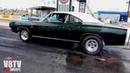 1968 Dodge Coronet burnout