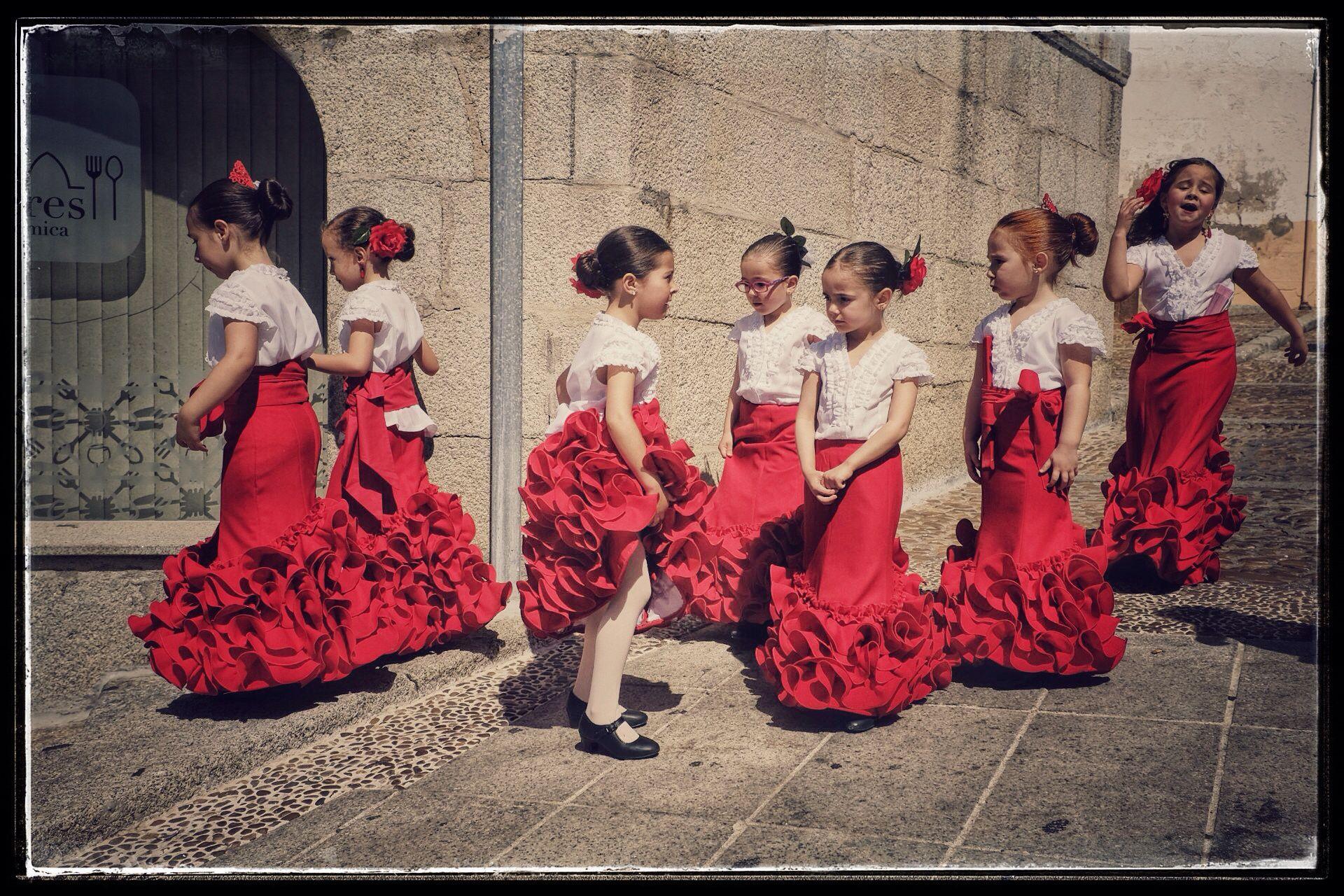 Танец чувств и огня: руководитель тверской студии фламенко рассказала о своем увлечении