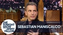 Sebastian Maniscalco Shows His Unseen Stand Up Bomb on The Tonight Show