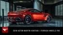 2019 Aston Martin Vantage SMC x Ferrada Ferrada Wheels FR5