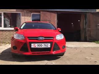 Замена Бампера Ford Focus 3. Кузовной центр Энергия