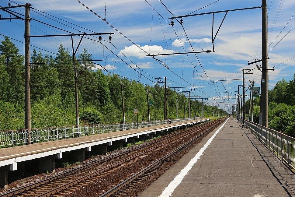 За лето на железнодорожных станциях в регионе было устранено более 70% нарушений