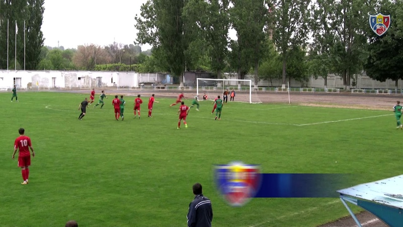 Iskra 1 2 FC Floresti Divizia A 15 05 2019