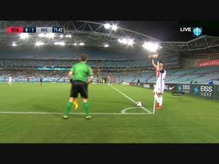 Чемпионат Австралии 2018-19 / 12-й тур / Вестерн Сидней - Мельбурн Виктори / 2 тайм