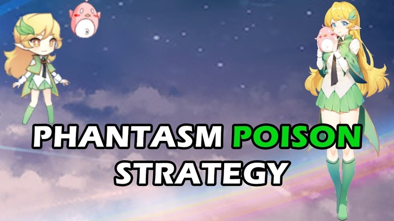 Astral Chronicles Phantasm Guide - Poison Strategy