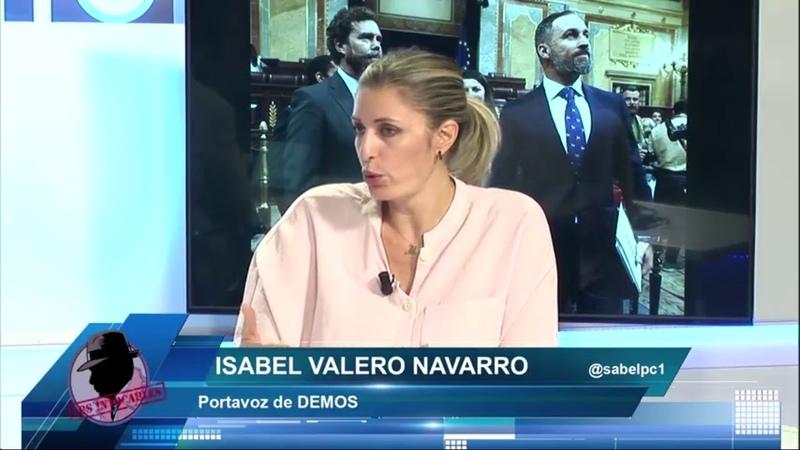 INMIGRACIÓN MASIVA Incompatible con los DDHH Intervencion en Distrito TV