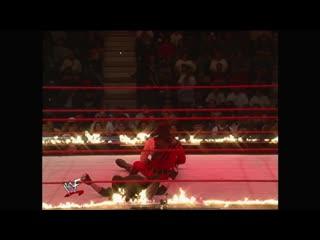 WWF Raw Is War  - Kane vs Undertaker