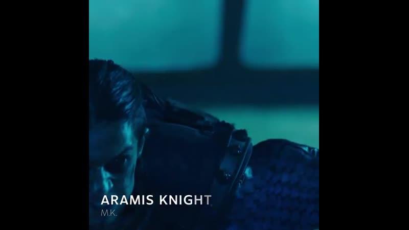 Любимая битва Арамиса Найта? | В пустыне смерти