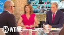 CBS This Morning Hosts Judge Trump Clinton's Debate | THE CIRCUS | SHOWTIME