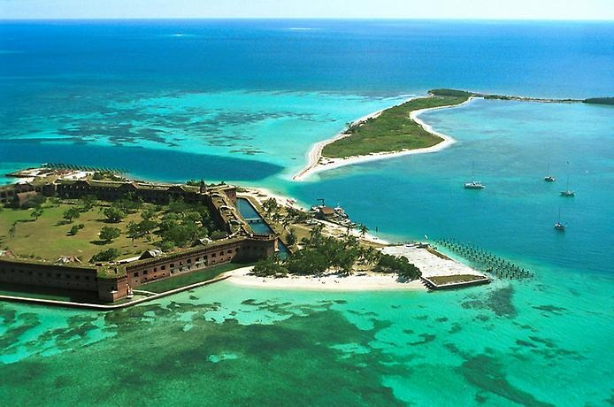Остров Драй Тортугас, изображение №7