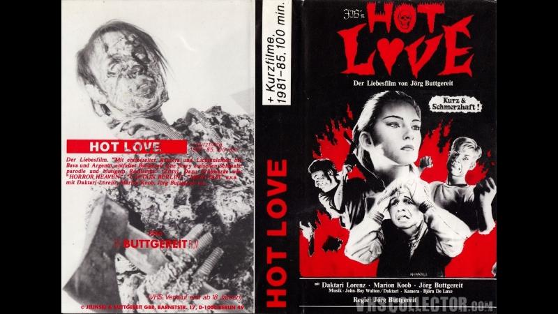 Hot Love — Jörg Buttgereits Super 8 Kurzfilme (1980-1995)