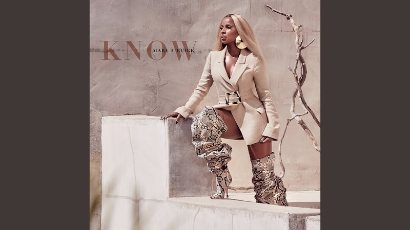 Mary J. Blige - Know (Audio)