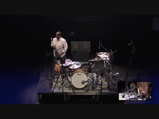 Will Kennedy - TamTam DrumFest Sevilla 2016 - Pearl Drums,  Zildjian Cymbals  Evans