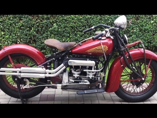 Indian four 437 (1937)