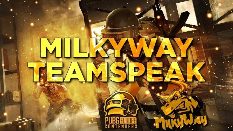 MilkyWay on PELC | TEAMSPEAK 2