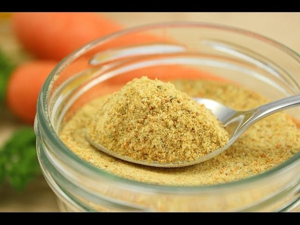 Getrocknete Gemüsebrühe selber machen / Instant Gemüsebrühe / Gewürzsalz/ Vegetable Broth Powder