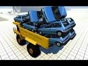BeamNG.Drive Mod Dumper Minero Crash test
