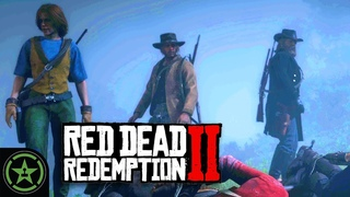 DOUBLE TRIPLE CROSSED - Red Dead Redemption 2: Online   Let's Play
