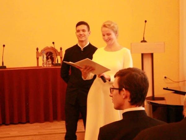 Престольный праздник СамДС - женский и смешанный хоры