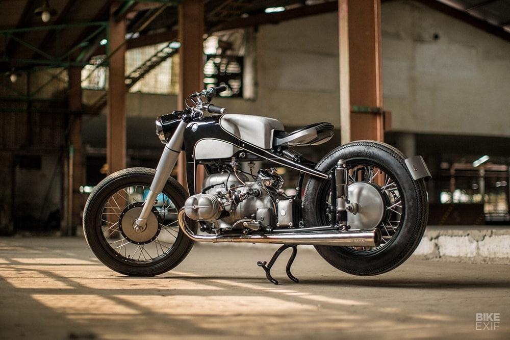 Thrive Motorcycles: кастом BMW R51 1951
