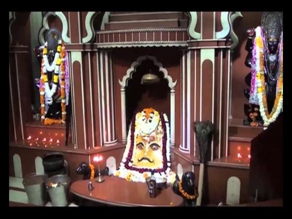 SHRI BATUK BHAIRAV 108 NAMAVALI Sung By Om Hasanwal