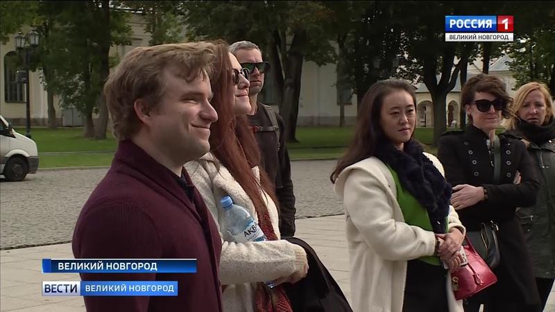 ГТРК СЛАВИЯ Вести Великий Новгород 17 09 19 (Дневной выпуск)