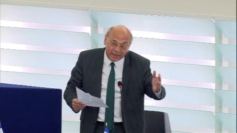 Jean Luc Schaffhauser sur la Crimée