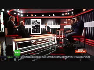 Interdit dinterdire - Frédéric Taddeï présente le premier numéro de son émission