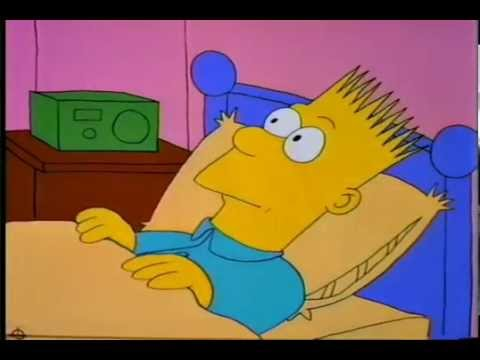 The Simpsons Tracey Ullman Show Shorts Good Night