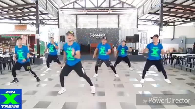 Tchu Tcha Tik Tok Remix Zumba Zin Xtreme Jr