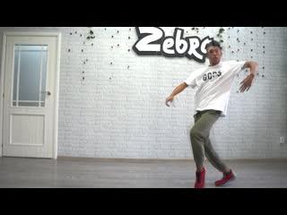 HIP-HOP в Zebra Street Dance (г.Миасс) / Тимур Манатов