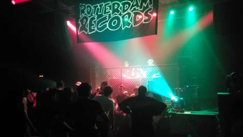 Rotterdam Rave II @ Aglomerat