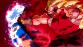 Super Dragon Ball Heroes「AMV」- Kanba SSJ3 vs Xeno Vegito SSJ4 & Goku Mastered Ultra Instinct