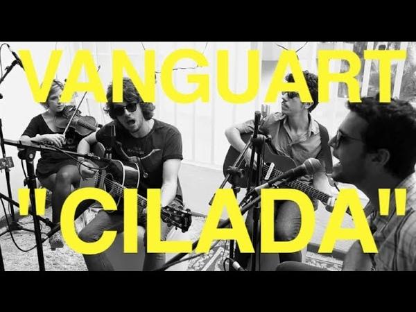 Vanguart toca Cilada Molejo AoVivoNoJardimDeInverno