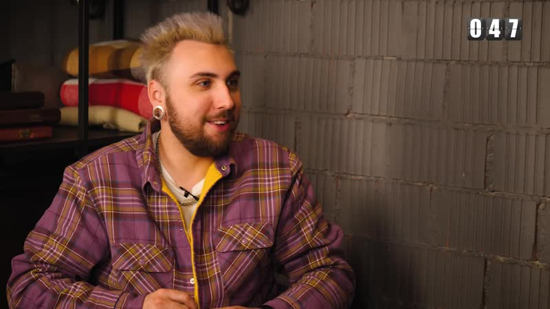 Dmitry Puchkov Про мат панк рок PUBG секс тату и бриллиантовую кнопку 100 вопросов Макс 100500