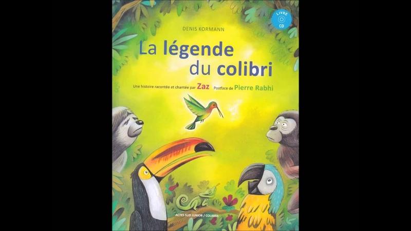 ZAZ - La (R)Evolution des colibris