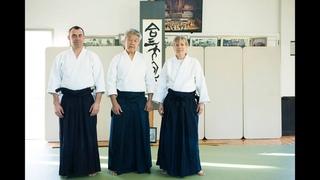 Aikido Summer Seminar in Los Angeles, 2017: Ikeda Shihan, Part 1