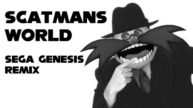 Scatman's World - Sega Genesis Remix