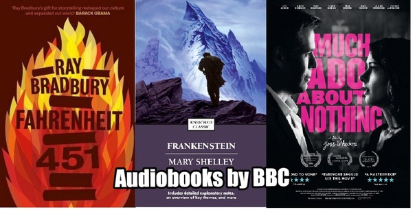 AUDIOBOOKS BY BBC: