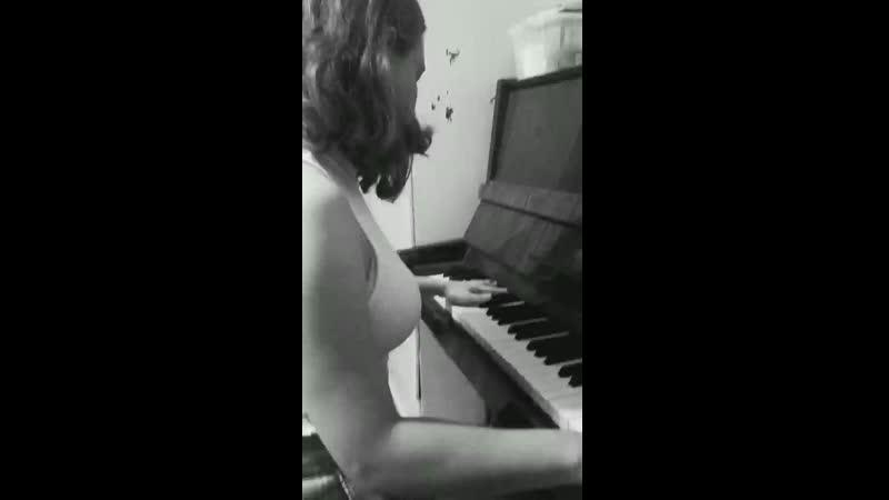 NBA RSAC Piano cover by Maria Daneker