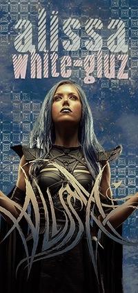 Alissa White-Gluz   <b>Arch Enemy</b>   Russian Fanclub   ВКонтакте