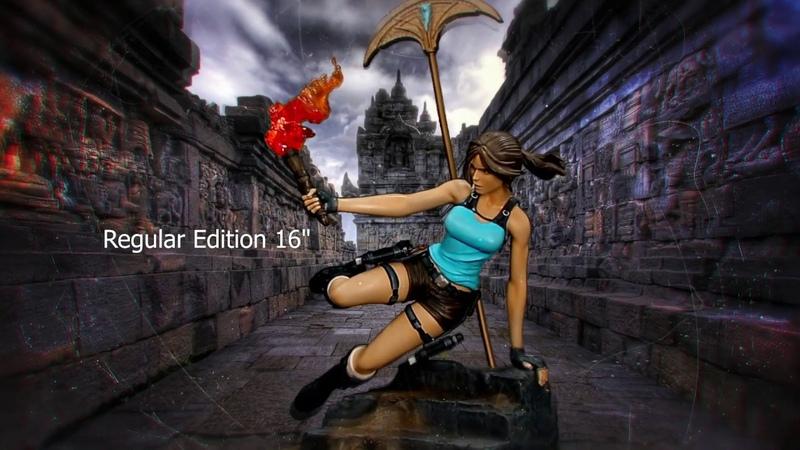 Tomb Raider™ Temple of Osiris Lara Croft 1 6 scale statue