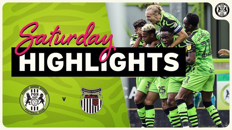 HIGHLIGHTS | Forest Green Rovers 1 Grimsby Town 0